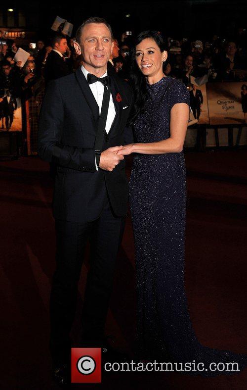 Daniel Craig and James Bond 8