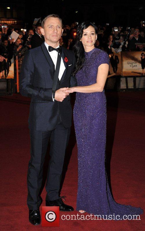 Daniel Craig and James Bond 7