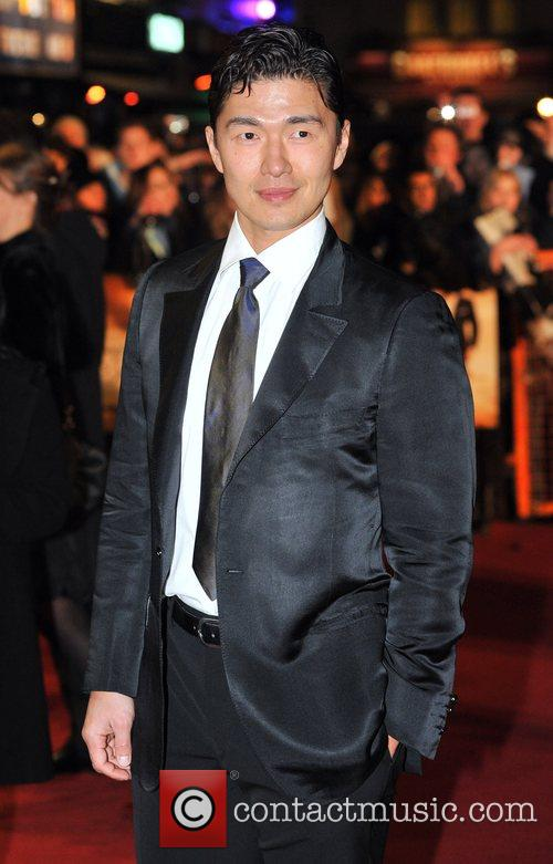 Rick Yune and James Bond 4