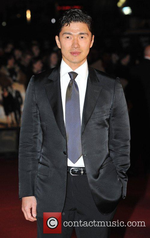 Rick Yune and James Bond 5