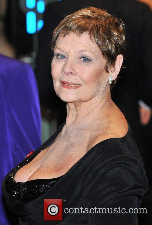 Dame Judy Dench and James Bond 7