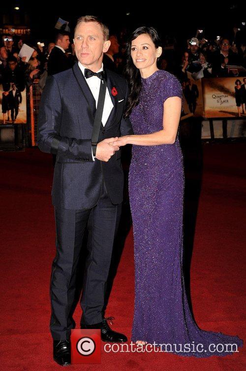 Daniel Craig and James Bond 17