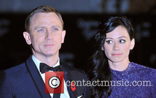 Daniel Craig and James Bond 18
