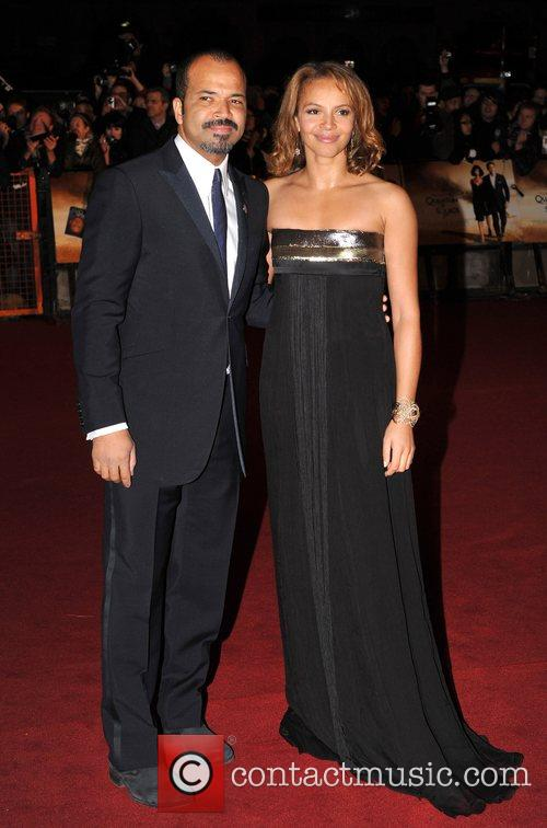 Jeffrey Wright and James Bond 3