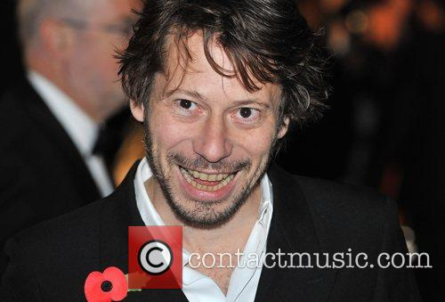 Mathieu Amalric and James Bond 1
