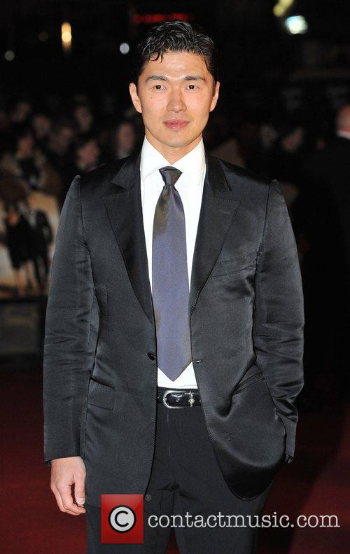 Rick Yune and James Bond 7