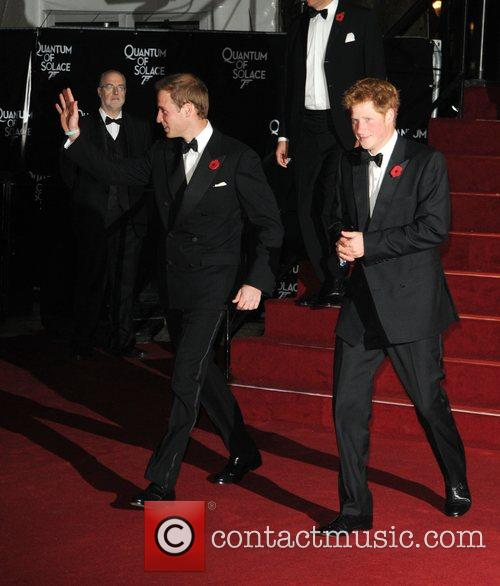 Prince William and James Bond 3