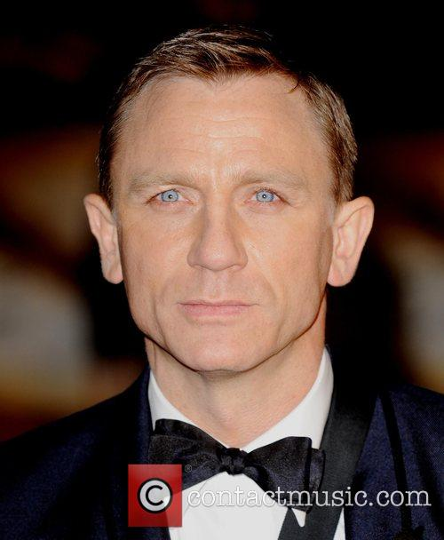 Daniel Craig The World premiere of the new...