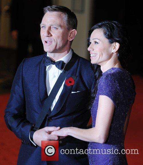 Daniel Craig and James Bond 6
