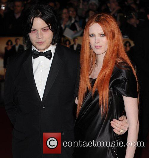 Jack White and James Bond 2