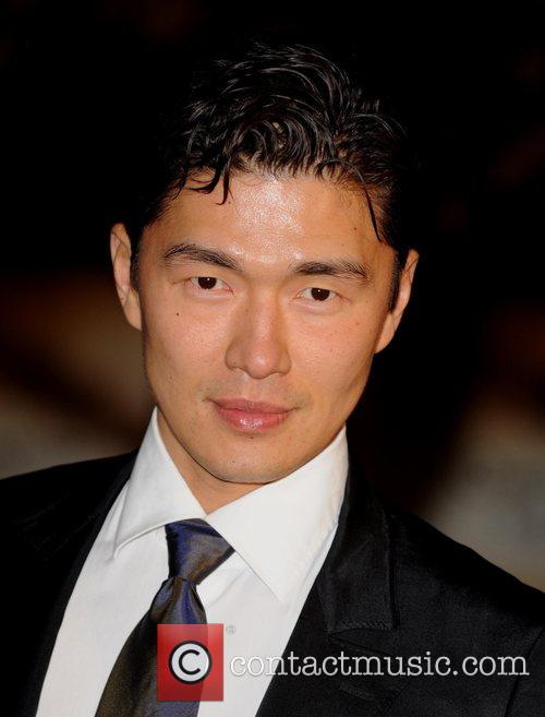 Rick Yune and James Bond 2