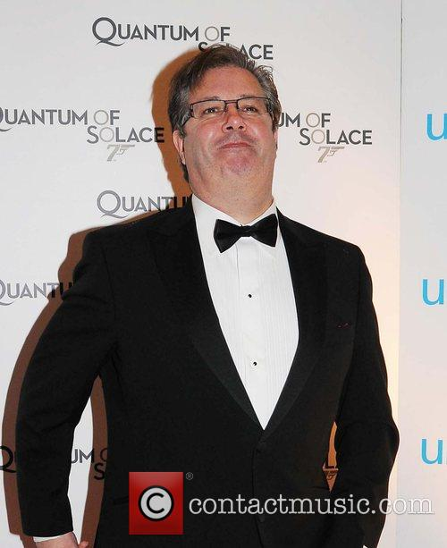 Gerry Ryan and James Bond 2