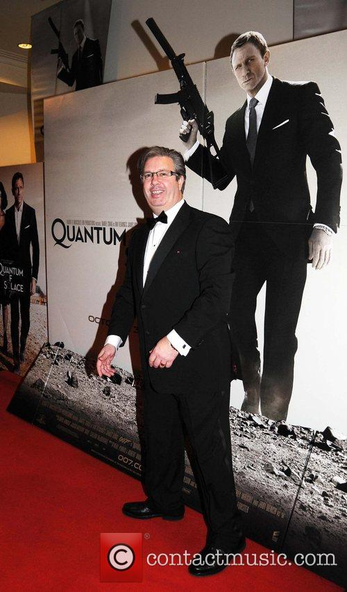 Gerry Ryan and James Bond 1