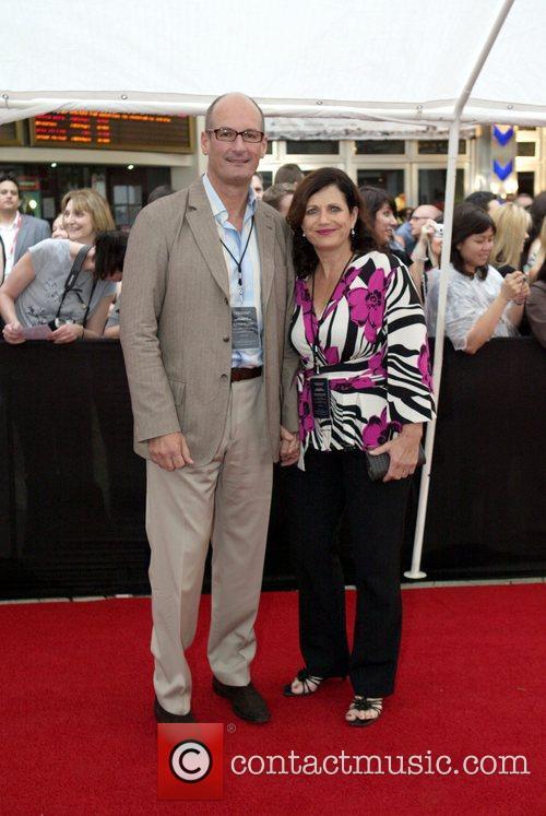 David Koch and partner The Australian premiere of...
