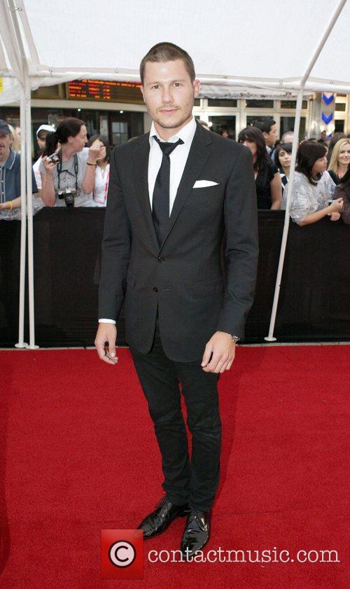 Jason Dundas The Australian premiere of 'Quantum Of...