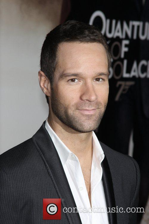 Chris Diamantopoulos and James Bond 5