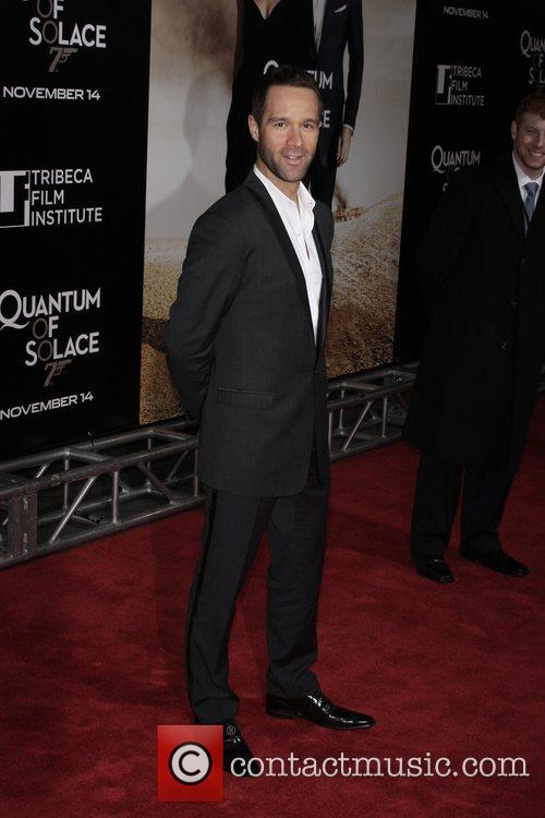 Chris Diamantopoulos and James Bond 2