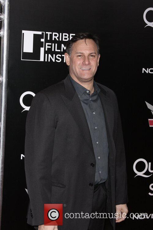 Craig Hatkoff at the benefit screening of the...