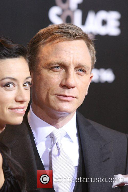 Daniel Craig and James Bond 5