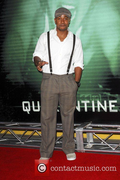 Columbus Short 'Quarantine' premiere held at the Knott's...