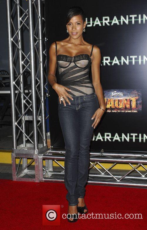 Dania Ramirez 'Quarantine' premiere held at the Knott's...