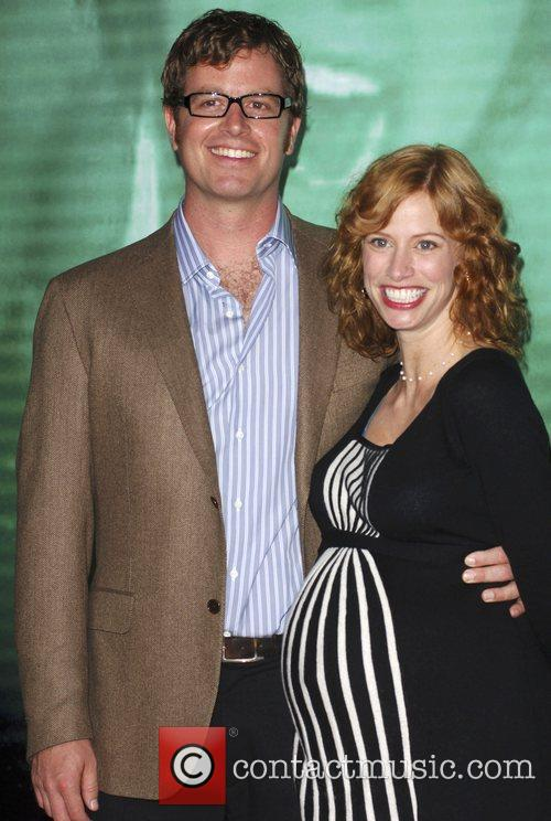Director John Erik Dowdle and Stacy Chbosky 'Quarantine'...