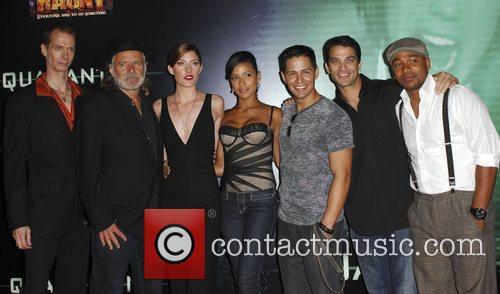 Doug Jones,Rade Serbedzija, Jennifer Carpenter, Dania Ramirez, Jay...
