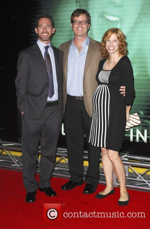 Drew Doodle, Director John Erik Dowdle and Stacy...