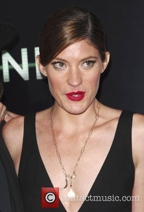 Jennifer Carpenter 'Quarantine' premiere held at the Knott's...