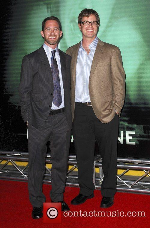 John Erick Dowdle and Drew Dowdle 'Quarantine' premiere...