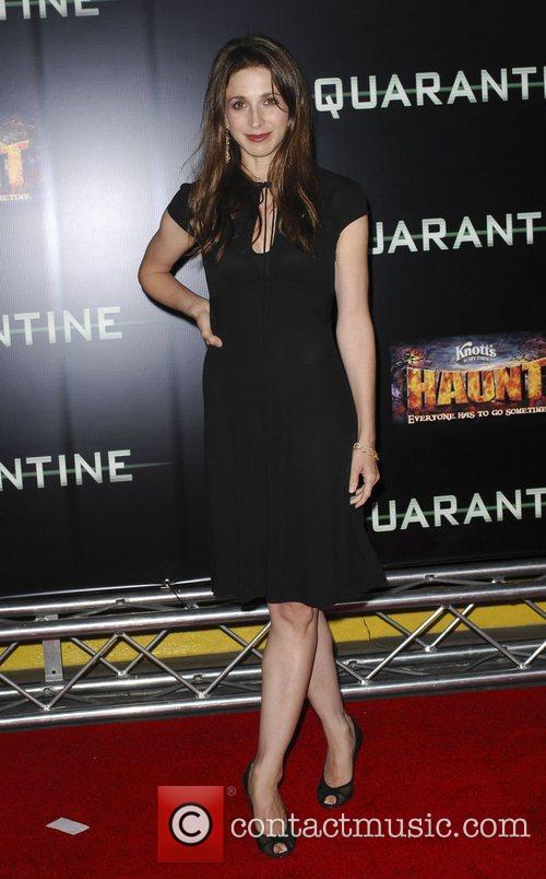 Marin Hinkle 'Quarantine' premiere held at the Knott's...