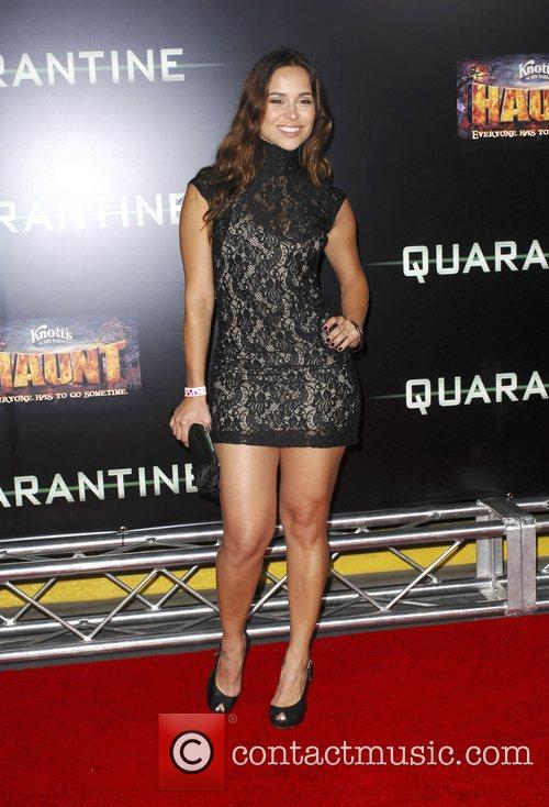 Zulay Henao 'Quarantine' premiere held at the Knott's...