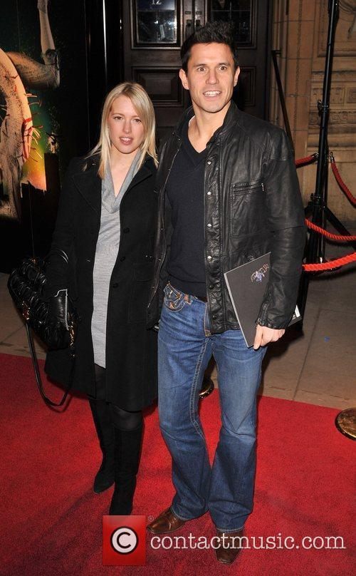 Quidam - VIP premiere held at the Royal...