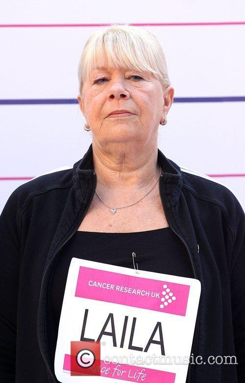 Laila Morse Photocall at Paternoster Square for the...