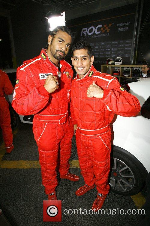 David Hay and Amir Khan The Race of...