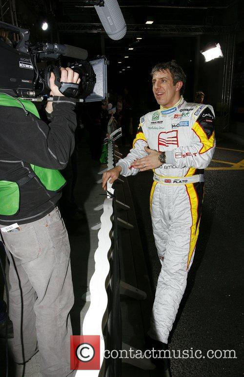 Jason Plato The Race of Champions held at...