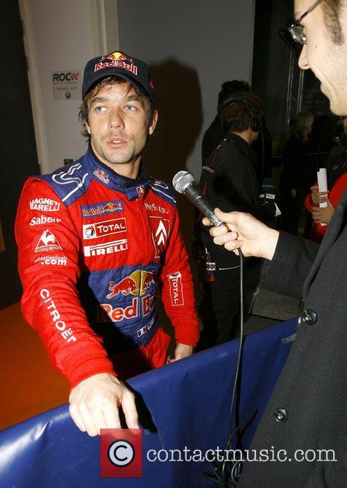 Sabastian Loeb The Race of Champions held at...