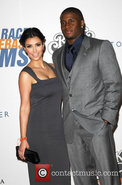 Kim Kardashian and Reggie Bush 2