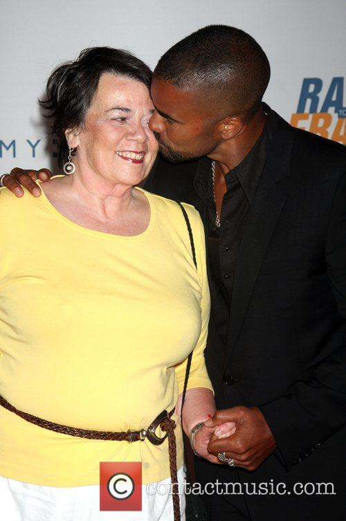 Shemar Moore and Marilyn Moore 4