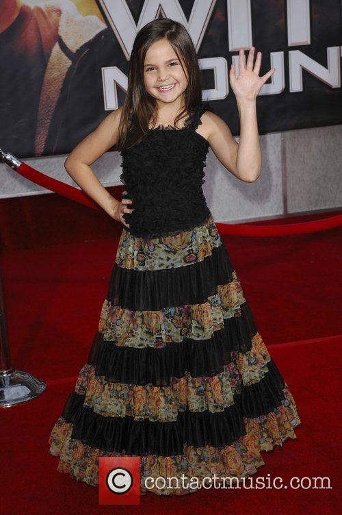Bailee Madison Premiere of 'Race to Witch Mountain'...