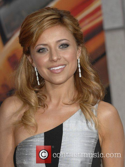 Christina Lakin Premiere of 'Race to Witch Mountain'...