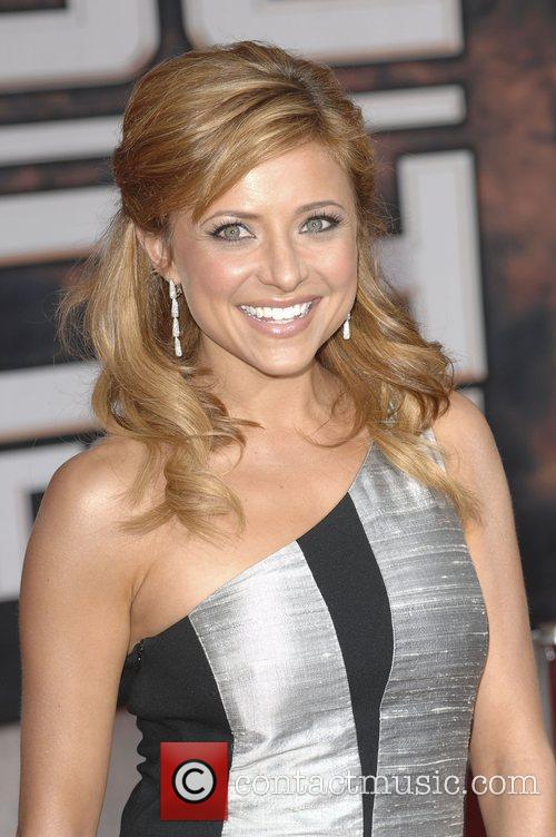 Christine Lakin Premiere of 'Race to Witch Mountain'...