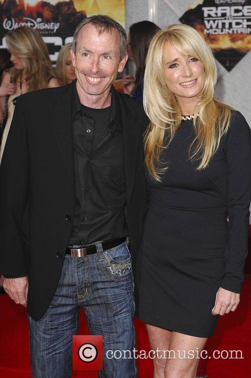 Guest and Kim Richards Premiere of 'Race to...