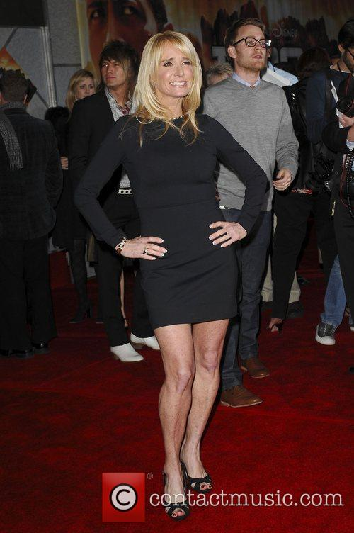 Kim Richards Premiere of 'Race to Witch Mountain'...