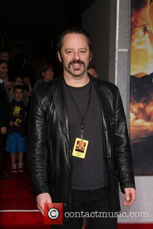 Gil Bellows  Premiere of 'Race to Witch...
