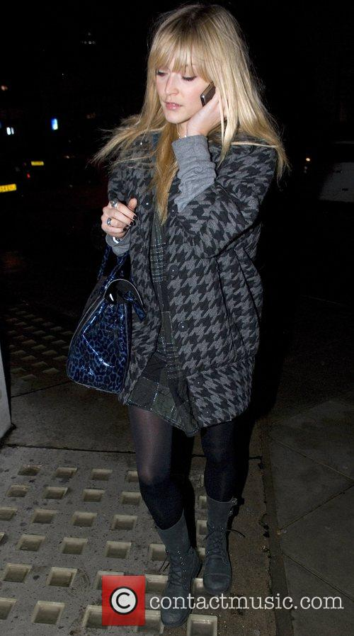Fearne Cotton at Radio one London, England