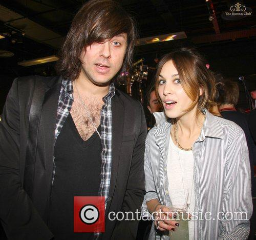 Alexa Chung and Guest The launch of Ray-Ban...
