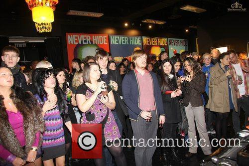Amy Winehouse The launch of Ray-Ban Colorize held...
