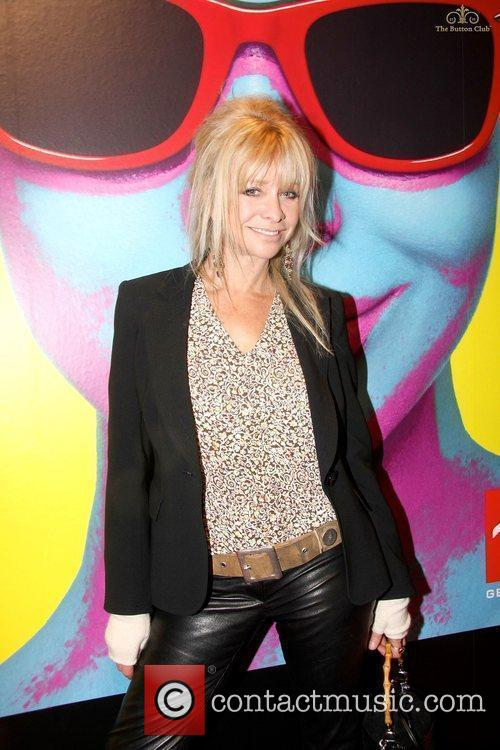 Jo Wood The launch of Ray-Ban Colorize held...