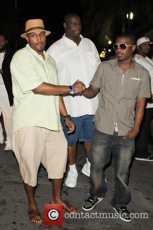 HMG founder Michael Gardner and Ray J...